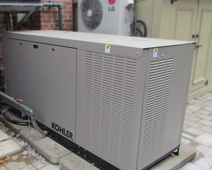 Standby Generator #2 - 38KW