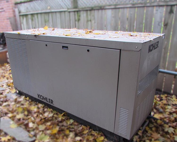 Standby Generator #3 - 38KW