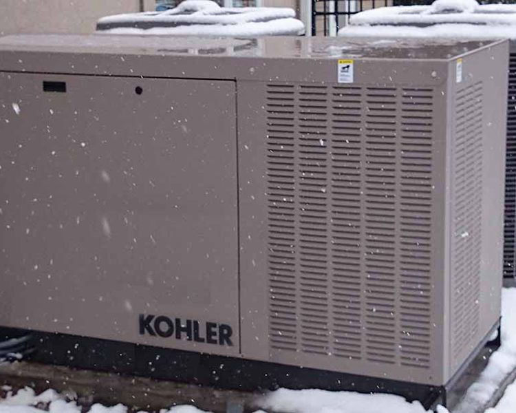 Standby Generator #4 - 38KW
