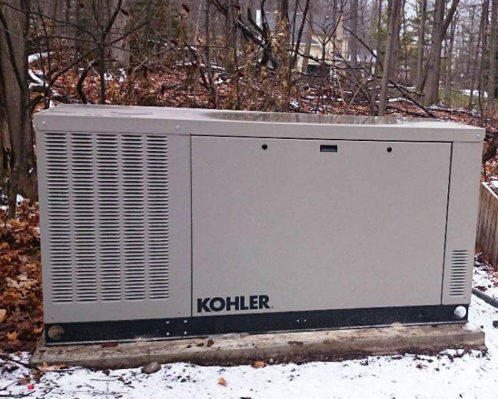 Standby Generator #5 - 38 KW