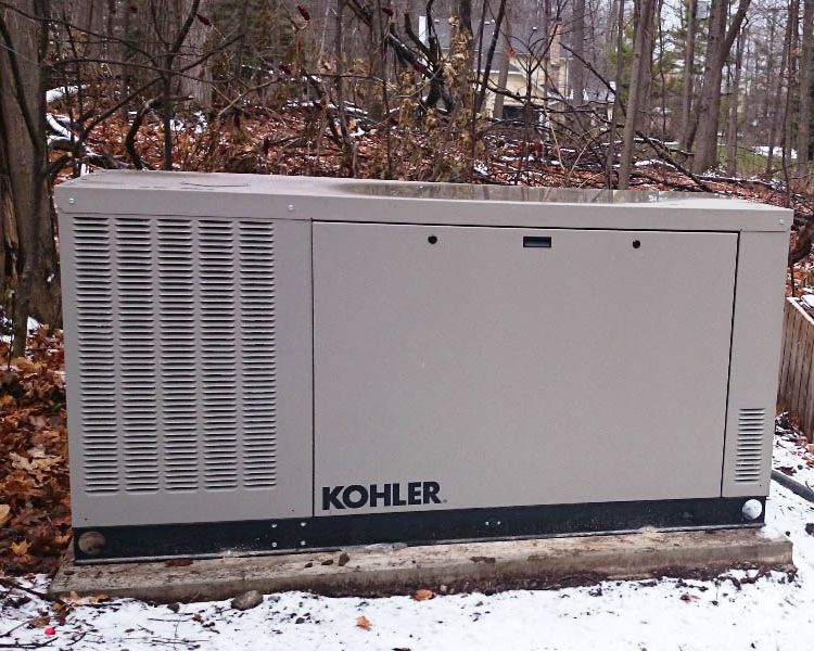Standby Generator #5 - 38 KW